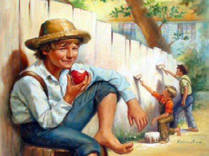 an analysis of the main character in the adventures of tom sawyer by mark twain The adventures of tom sawyer by mark twain home / the adventures of tom sawyer analysis many of the characters and locations in the adventures of tom sawyer.