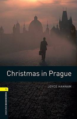 Book of the Week: Christmas in Prague by Joyce Hannam