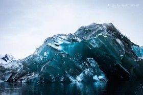 This is What the Underside of an Iceberg Looks Like