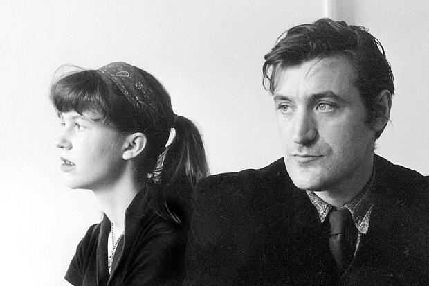 her husband by ted hughes 'it's a horrible kind of theft': artist daughter of sylvia plath reveals agony of seeing her father ted hughes punished by 'outsiders' for his wife's suicide in 1963.