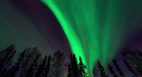 Incredible Time-Lapse Of The Northern Lights