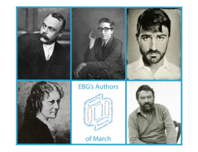 Theme of the Week: Celebrating Authors of March