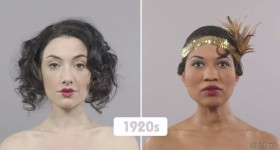 100 Years of Beauty in the USA