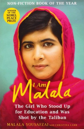 კვირის წიგნი: I Am Malala: The Girl Who Stood Up for Education and Was Shot by the Taliban by Malala Yousafzai & Christina Lamb