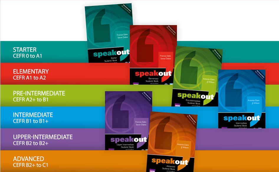 Speak Out Students Book