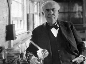 Thomas Edison Mother's Letter Changed the World
