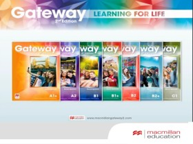Welcome to Gateway 2nd Edition