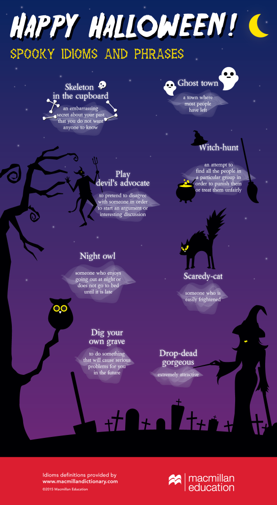Spooky-halloween-idioms-infographic-image