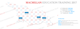 Macmillan Education Training 2017