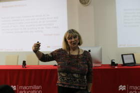 Macmillan Education Training | Teresa Doguelli