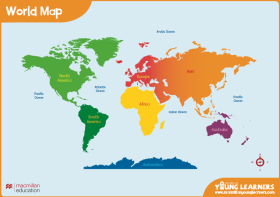 World Map Activity