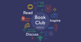 Bookshop.ge – book club